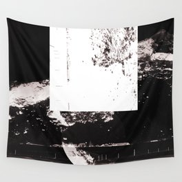 Bring More Knowledge With You (Deconstructed Polyscape 4) Wall Tapestry