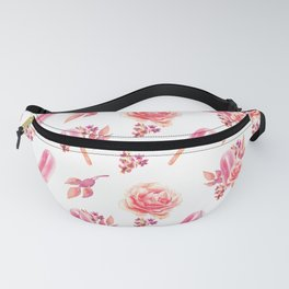 Floral Chill Fanny Pack