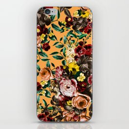 floral ambiance iPhone Skin