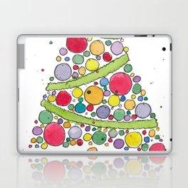 Christmas Tree Sketch Laptop & iPad Skin