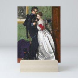 John Everett Millais - The Black Brunswicker Mini Art Print