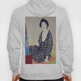 Woman in a Summer Garment by Hashiguchi Goyo, 1920 Hoody