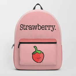 Strawberry Kawaii Backpack