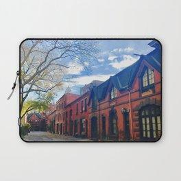 STOP For Brooklyn Heights Brownstone Red Brick Love Laptop Sleeve