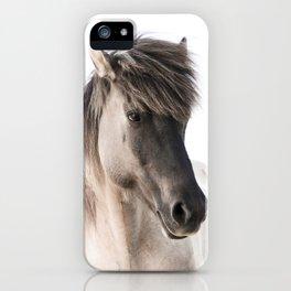Horse Look iPhone Case