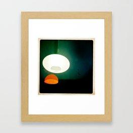 Light 'em Up Framed Art Print