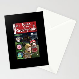 Tales from Gravity Falls Stationery Cards