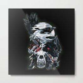 Bloody Murder Metal Print