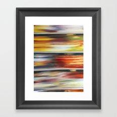 Cereal Aisle part 3 Framed Art Print