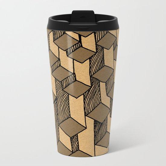 - cascade - Metal Travel Mug