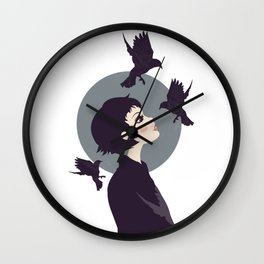 Birdy Wall Clock