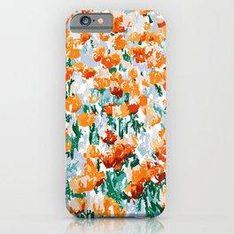 Isadora #illustration #painting #botanical iPhone Case