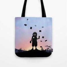 Joker Kid Tote Bag