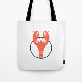 Lobster Lake Tote Bag