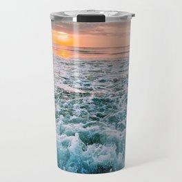 Outer Banks Sunrise  Travel Mug