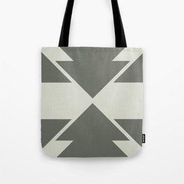 Sage Arrow Tote Bag