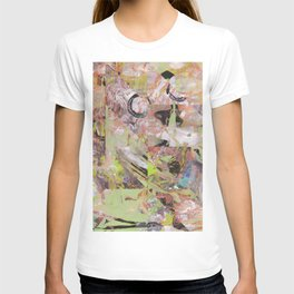 Painting Seems To Help The Pain, Seems To Cultivate The Brain T-shirt