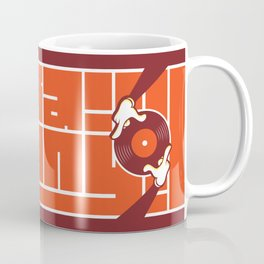 UNDO | Music to the people 13 Coffee Mug
