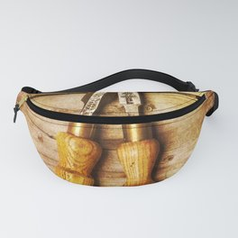 Old Chisels Fanny Pack