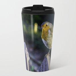 Mr. Robin. Travel Mug