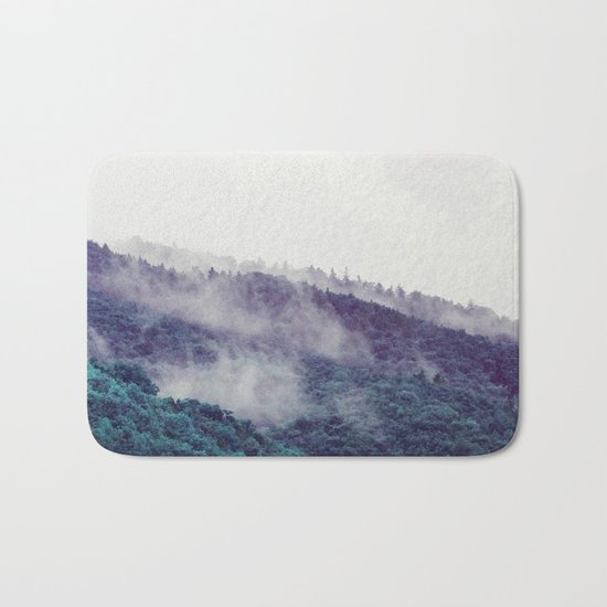 Find Me, If You Can #society6 Bath Mat