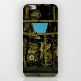 Engine that could iPhone Skin