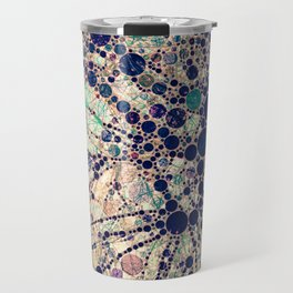 Colorful tree loves you and me. Travel Mug