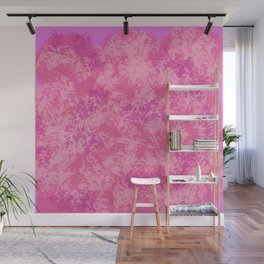 Cotton Candy on Ice Wall Mural