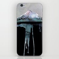 georgiana paraschiv iPhone & iPod Skins featuring The Island | by Dylan Silva & Georgiana Paraschiv by Georgiana Paraschiv