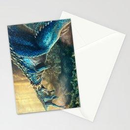 Pachycephalosaurus Stationery Cards