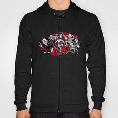 RHPS - gang of six toon party Hoody