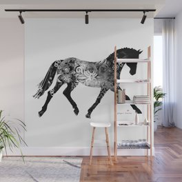 Horse (Noblesse oblige) Wall Mural