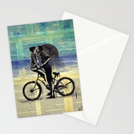 True blue love Stationery Cards