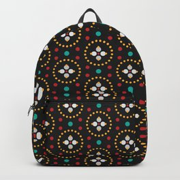 Blooming Dots Backpack