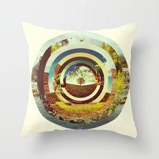 Pandemonio Throw Pillow