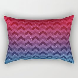 art 47 Rectangular Pillow