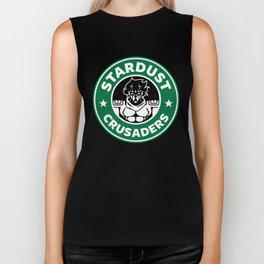 Starbucks Crusaders Biker Tank