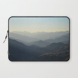 Mountains of California Laptop Sleeve