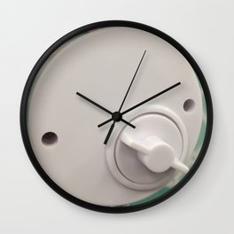 Wound Up, Baby Wall Clock