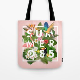 SUMMER of 85 Tote Bag