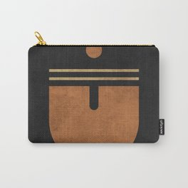 Maiden Voyage - Contemporary Minimalist Abstract 1 Carry-All Pouch