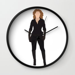River Song: The Doctor's Wife Wall Clock