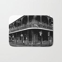 Bourbon Street, New Orleans Bath Mat