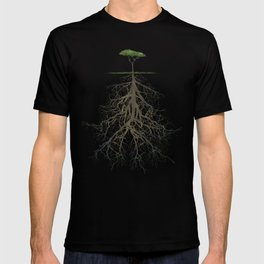 In the deep (tree) T-shirt