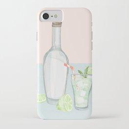 Summer Cocktails 5 iPhone Case