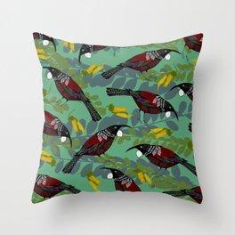 Tui Pattern Throw Pillow