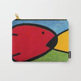 La pesca de un Miró Carry-All Pouch