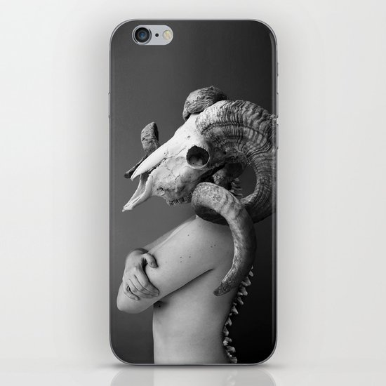 Old Religion iPhone & iPod Skin