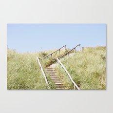 Sanddune, Egmond aan Zee Canvas Print
