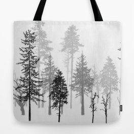 Dark and Deep Tote Bag